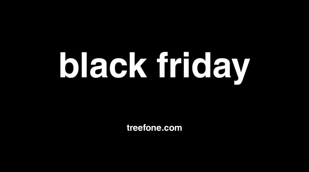 black friday treefone
